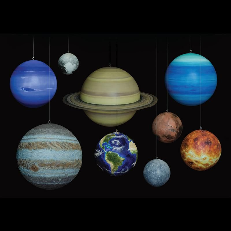 John Derian Company Inc Set Of 9 Planets With Images 9