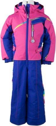 65ce23ba2 Obermeyer Girl s Starlet Snow Suit - Toddler Girls  Girls ...