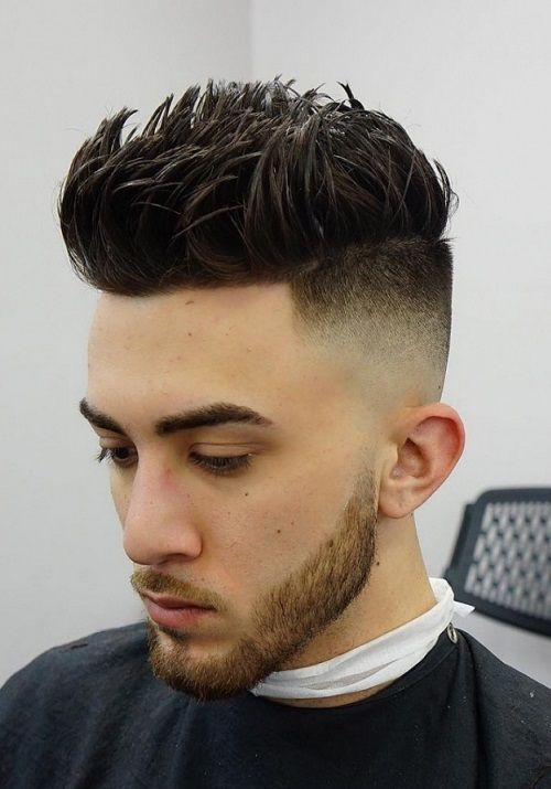 33 New Hairstyles For Men 2018 2019 Pics Bucket Mens Hairstyles Short Mens Hairstyles With Beard Cool Hairstyles For Men