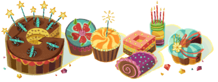 Www Rainbowswithinreach Blogspot Com Google Birthday Birthday Doodle Its My Birthday
