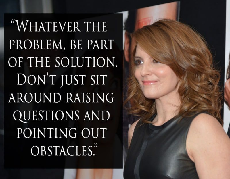 TINA FEY QUOTES image quotes at relatably.com