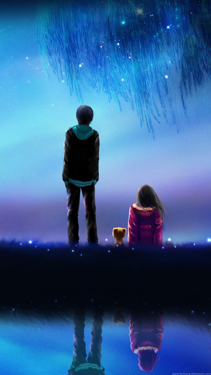 Romantic love couple cartoon wallpapers pictures 3D Wallpapers Pinterest 3d wallpaper ...