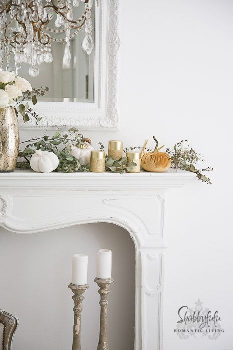 Elegant And Simple Fireplace Mantel Decorating Ideas Fireplace