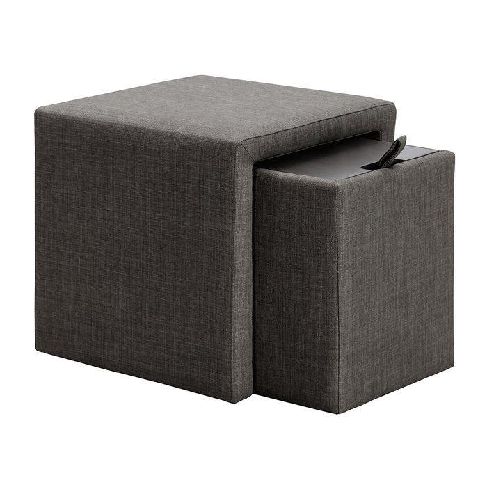 Prime Shumway Storage Cube Ottoman For The Home Ottoman Cube Creativecarmelina Interior Chair Design Creativecarmelinacom