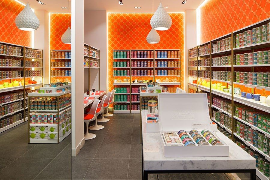 21 Beautifully Designed Tea Shops From Around The World Tea Shop