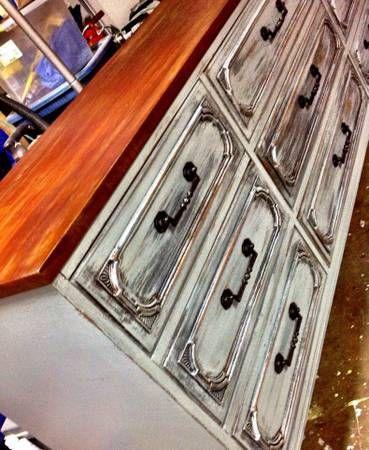 Dresser Makeover Diy Repurposing Bench