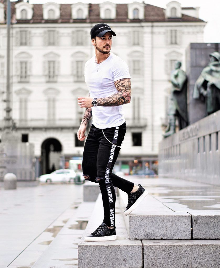 30 Street Outfit Ideas For Men In Summer 2018 Casual