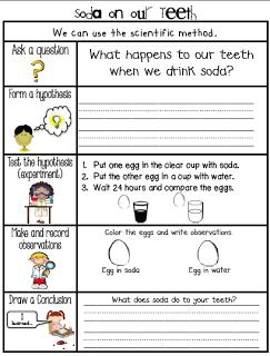 Dental Health Experiments, a Fun Math activity, a Mini unit ...
