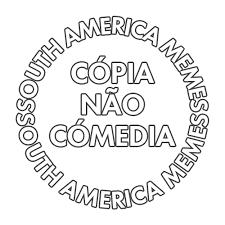 Resultado De Imagem Para Selo Oficial South America Memes Selos Comedias Sam I Am
