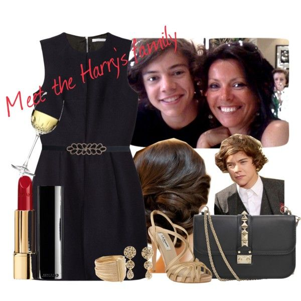 """""""Meet the Harry's family (: xx"""" by ghizlanewilde on Polyvore"""