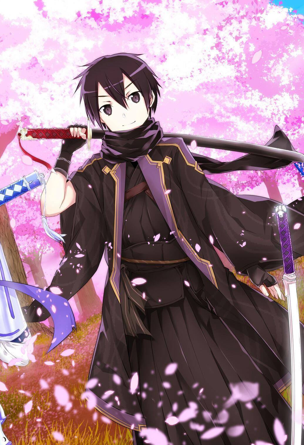 HD Wallpaper 5 Seni, Anime anak lakilaki, Anak laki