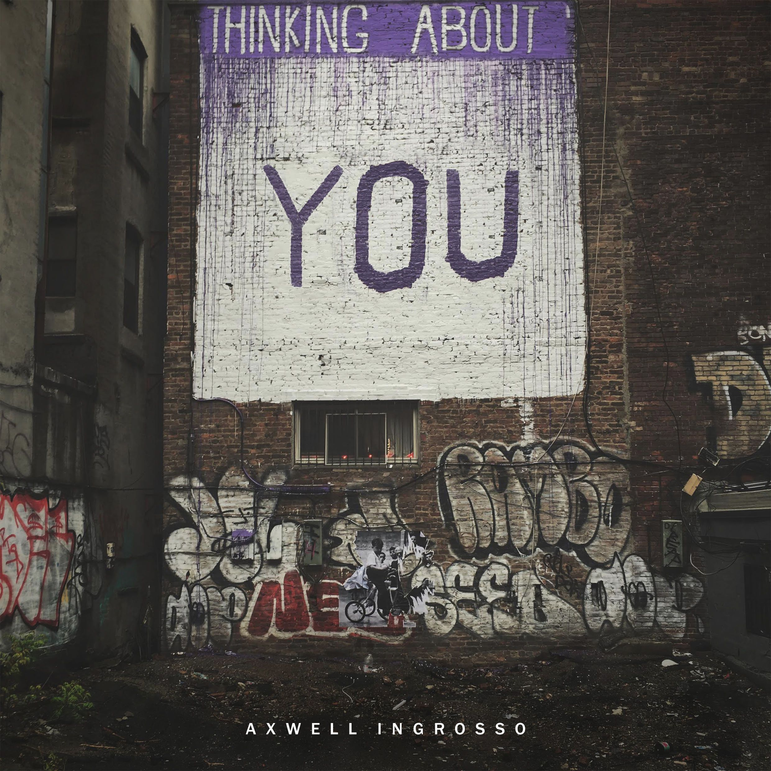 Axwell, Ingrosso – Thinking About You (single cover art)