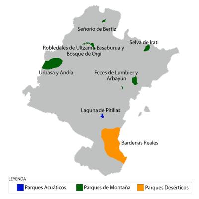 Escápate A La Selva De Irati En Navarra Las Reservas De Menilatz Tristuibartea Lizardoia Mapa In Selva De Irati Parques Naturales España Parques Naturales