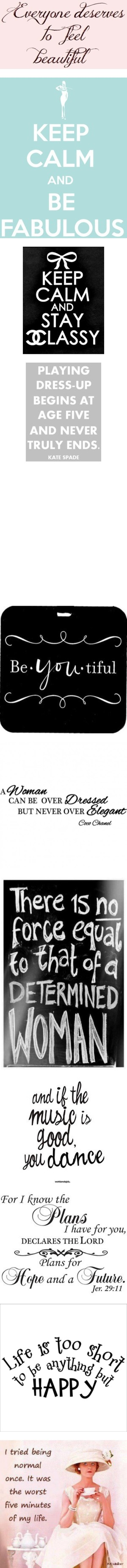 """""""Cool Wording I Like"""" by donnamae-harkness ❤ liked on Polyvore"""