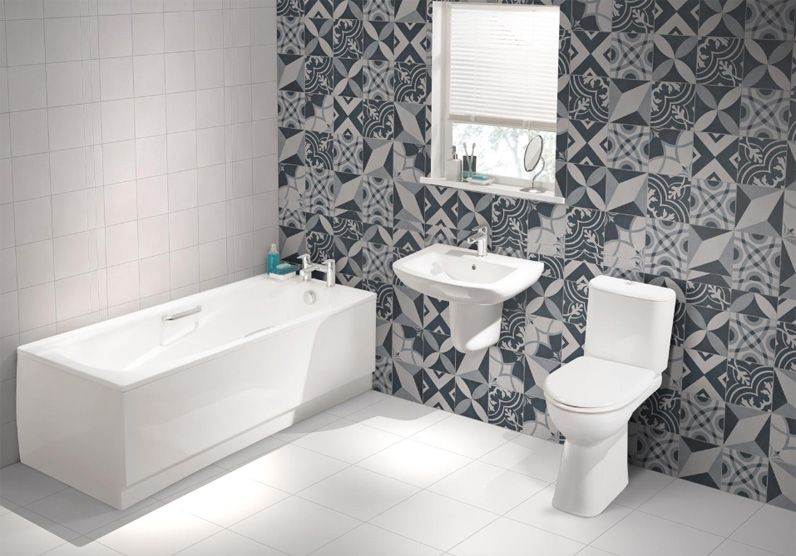 Feature Wall Bathroom Feature Walls Pinterest Walls Wet Rooms And Bathroom Tiling