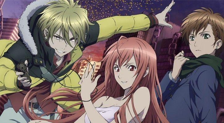 Top 10 Magic Romance Action Anime
