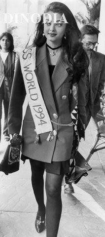 Jav I Aishwarya- Miss World 1994