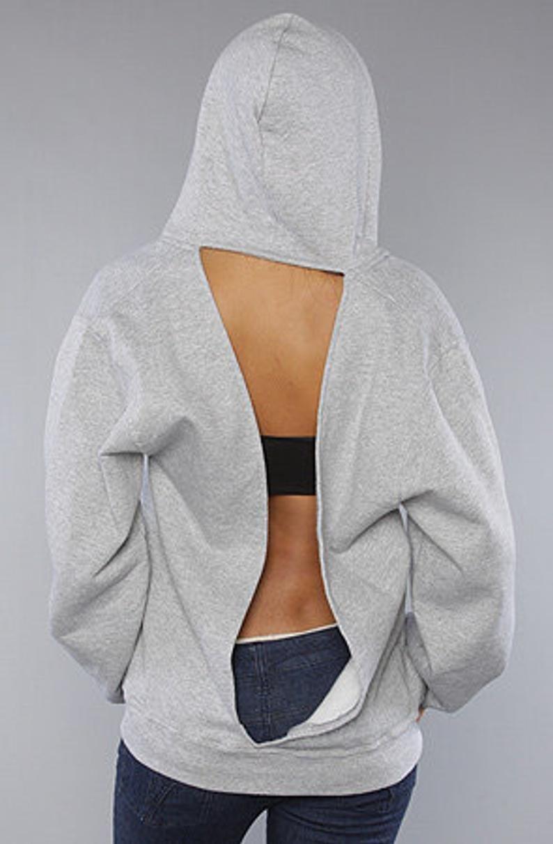Pin On Diy Cut Sweatshirt [ 1211 x 794 Pixel ]