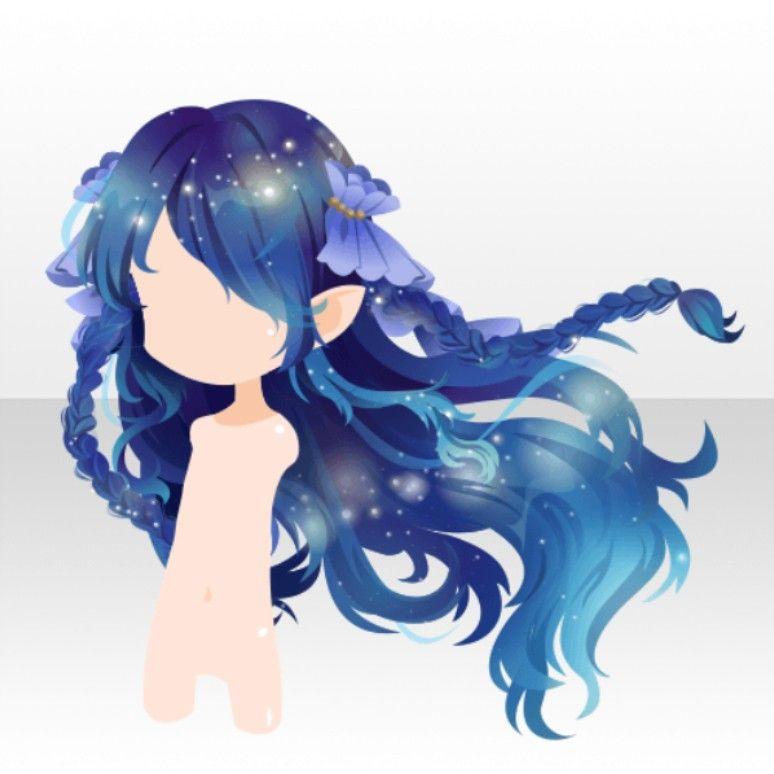 Anime Hairstyles On Real People: Chibi Hair, Anime Hair, Manga Hair