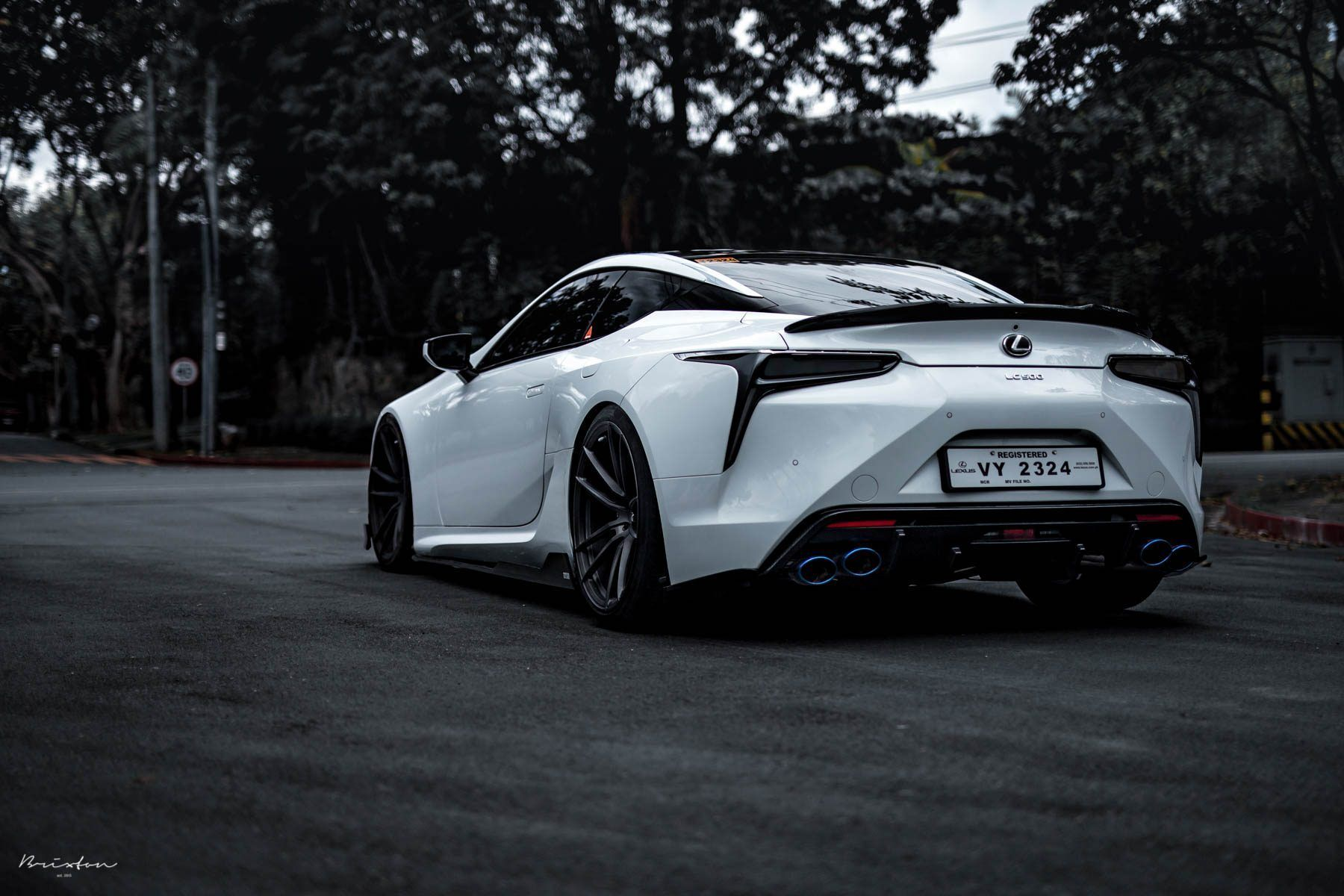 Featured Fitment Lexus Lc500 With Brixton Forged M53 Wheels Lexus Car Models Lexus Cars Super Sport Cars