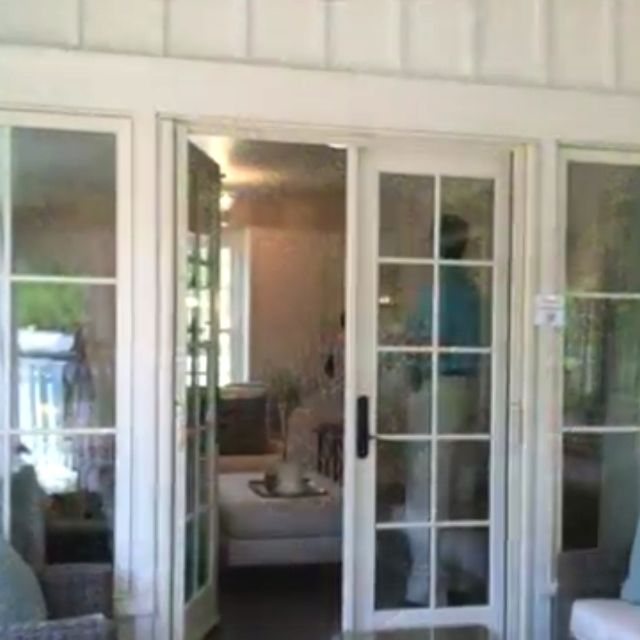Back Porch Glass Door Home Southern Living
