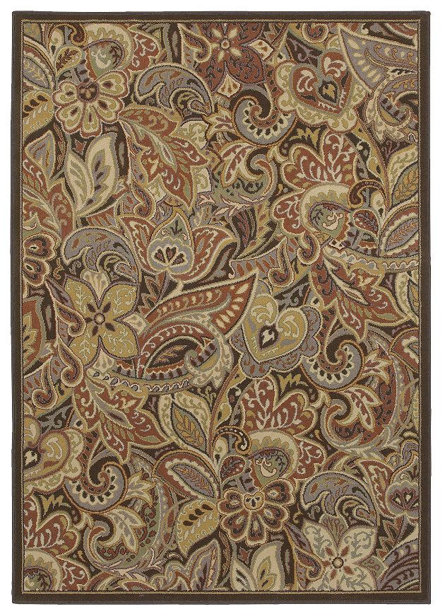 Hgtv Home Flooring By Shaw Area Rug In Style India Color