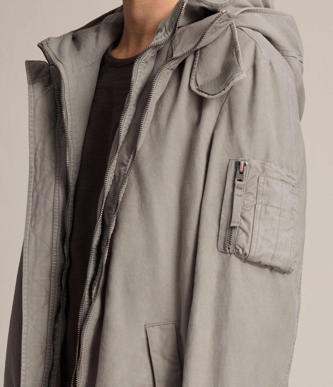 7e24d075b Berwyn Parka Coat | ALLSAINTS | Parka coat, Mens sale, Coat