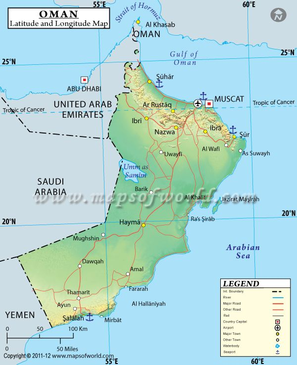 Oman latitude and longitude map maps and pinterest dubai latitude and longitude of oman is 21 degrees n and 57 degrees e find oman latitude and longitude map showing comprehensive details including cities roads gumiabroncs Image collections