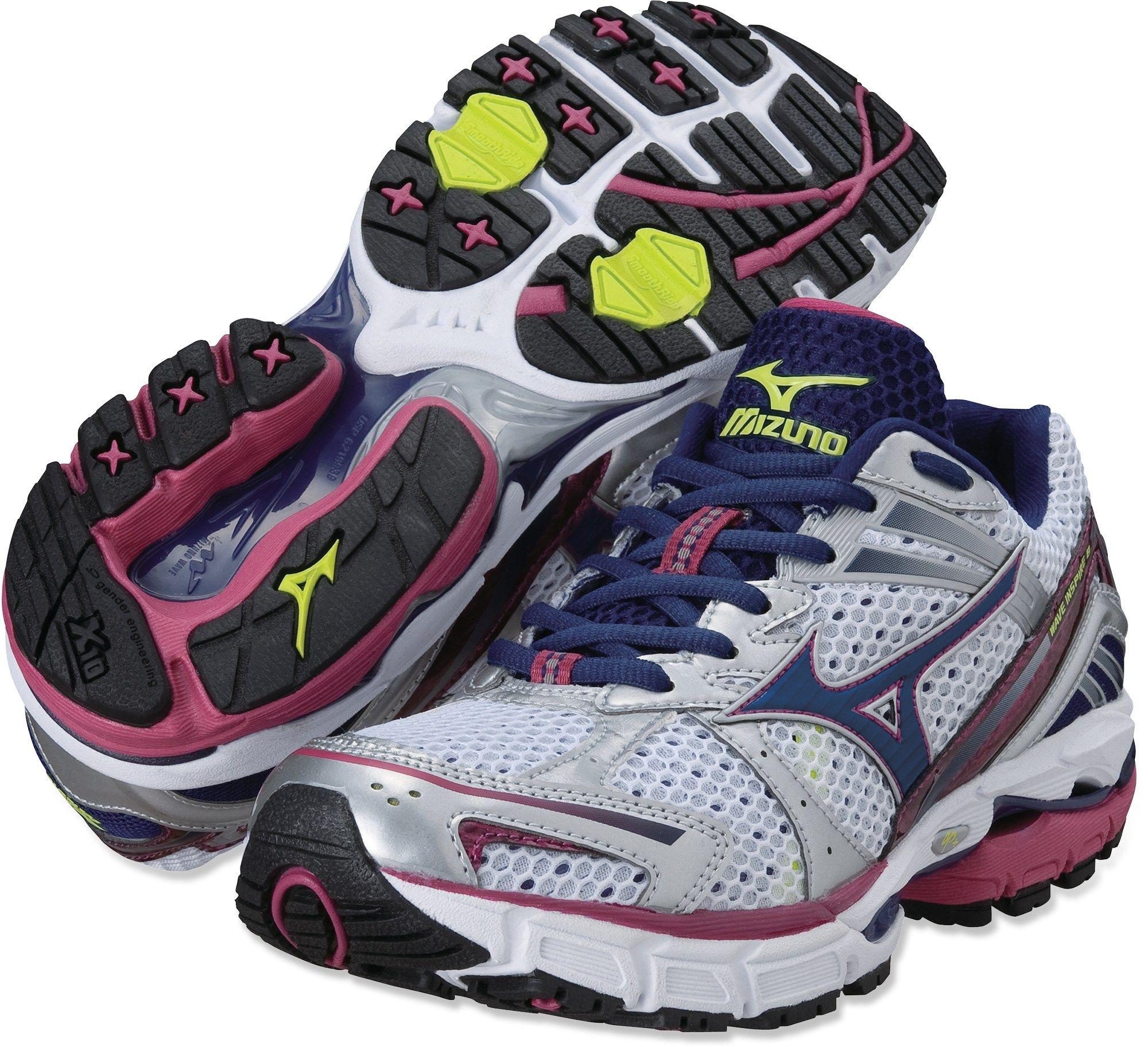 mizuno shoes wave inspire 8