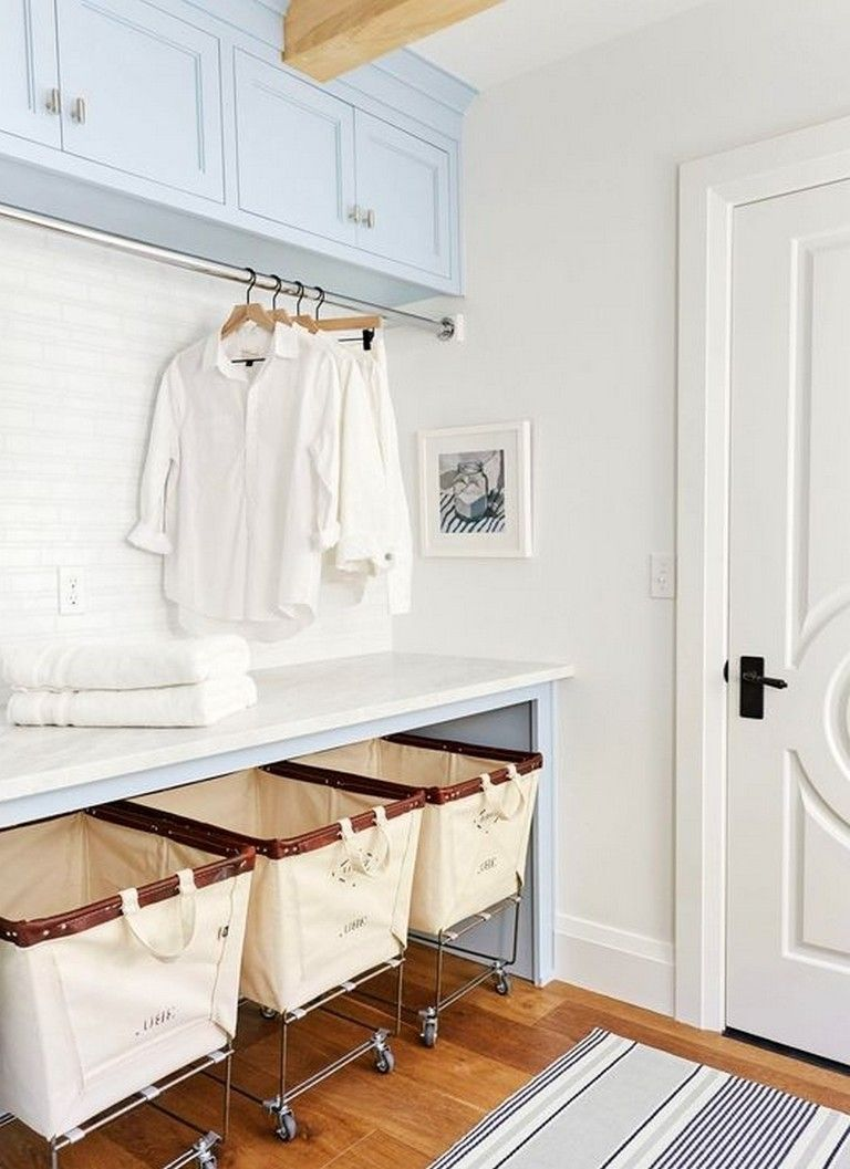 50 modern minimalist laundry room ideas for small space on extraordinary small laundry room design and decorating ideas modest laundry space id=16174