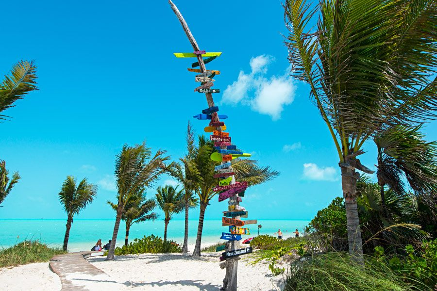 Long Bay Beach Providenciales Turks And Caicos Islands Www Visittci Location