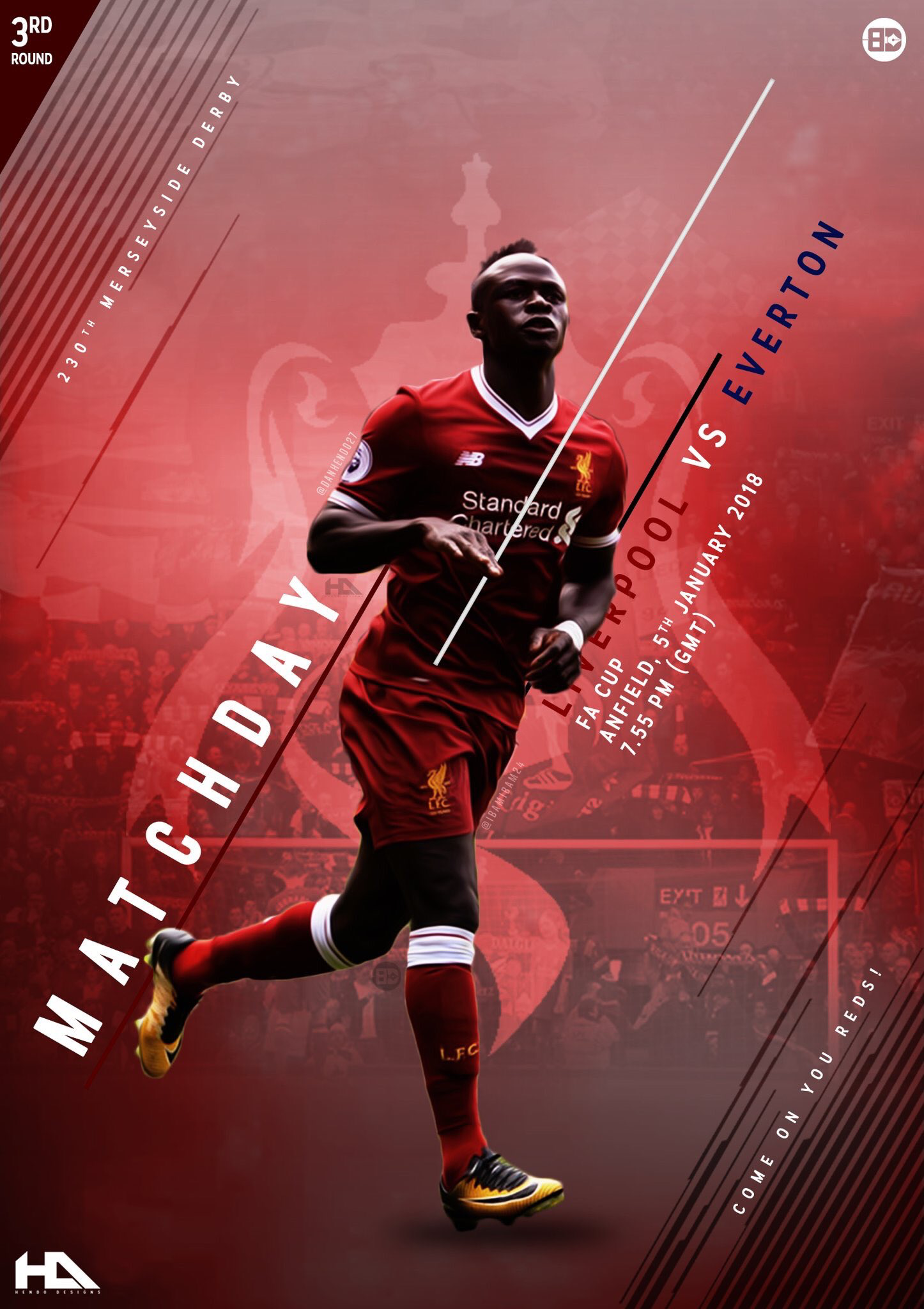Pin by Sandipan on Digital Agency | Sports graphic design ...