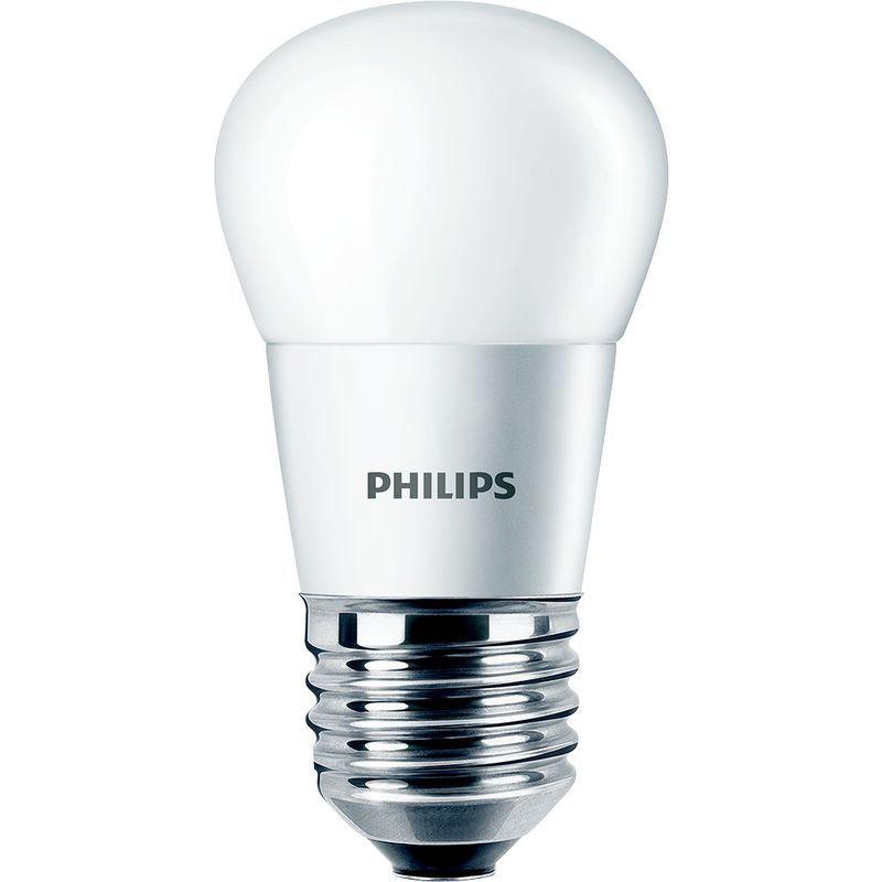 Ampoule Led Corepro Lustre Nd 4 25w E27 827 P45 Fr Philips