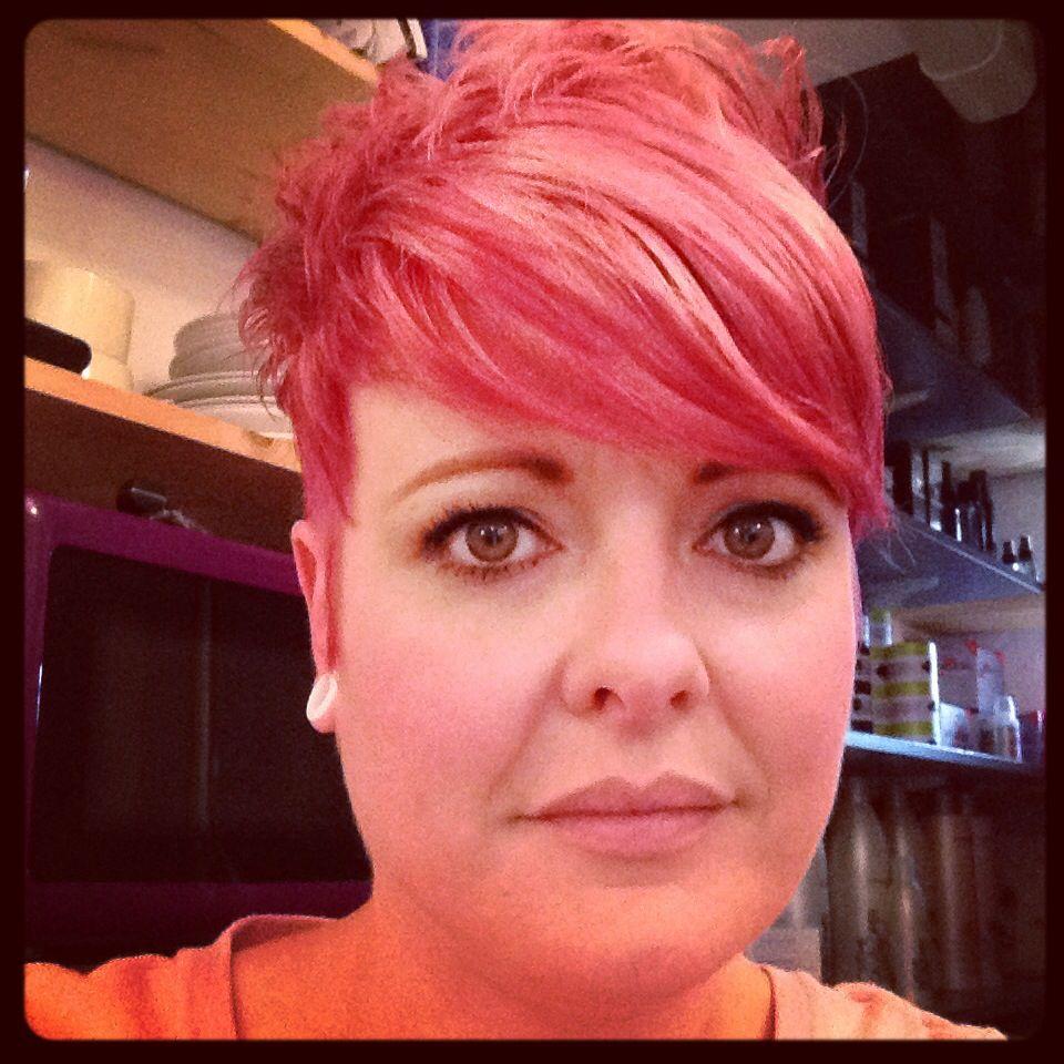 My new hair @malcolmtinabarker