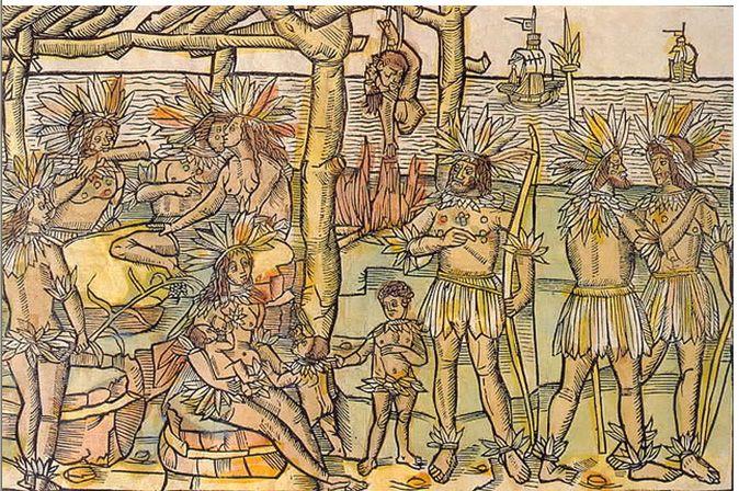 Epic World History: Amerigo Vespucci - Florentine Explorer