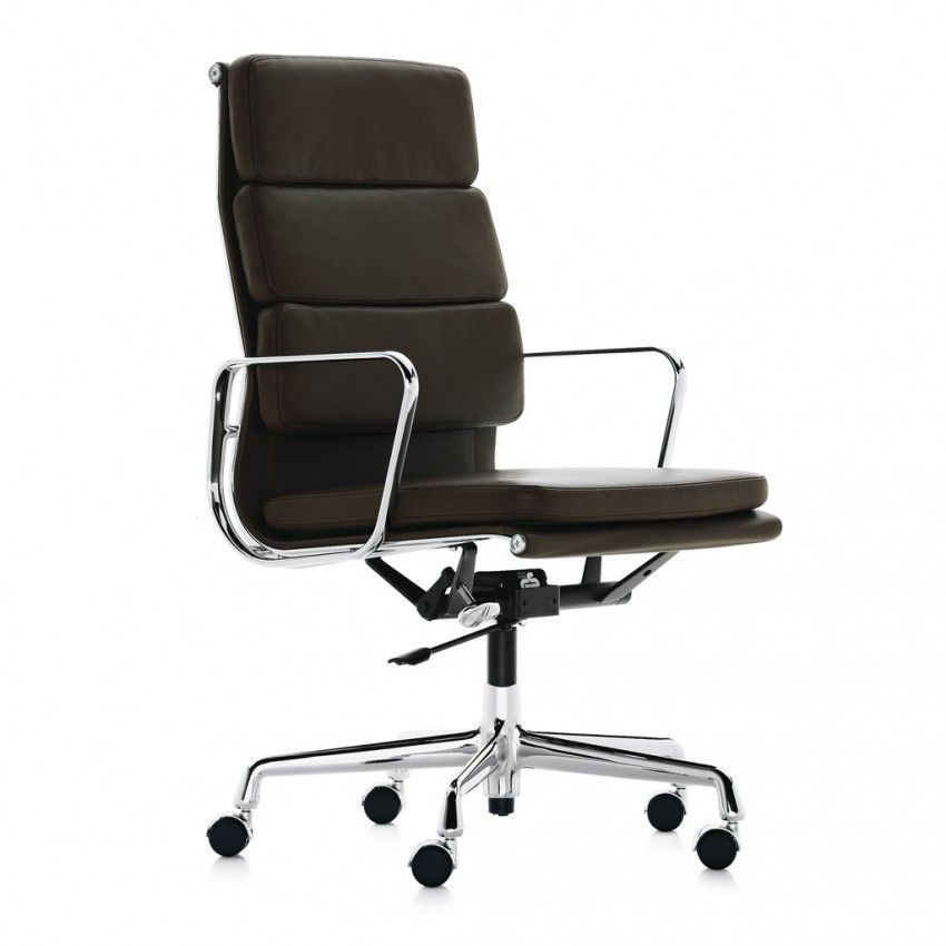 Ea219 Soft Pad Office Chair Premium Leather Best Office Chair Cheap Office Chairs Aluminum Chairs