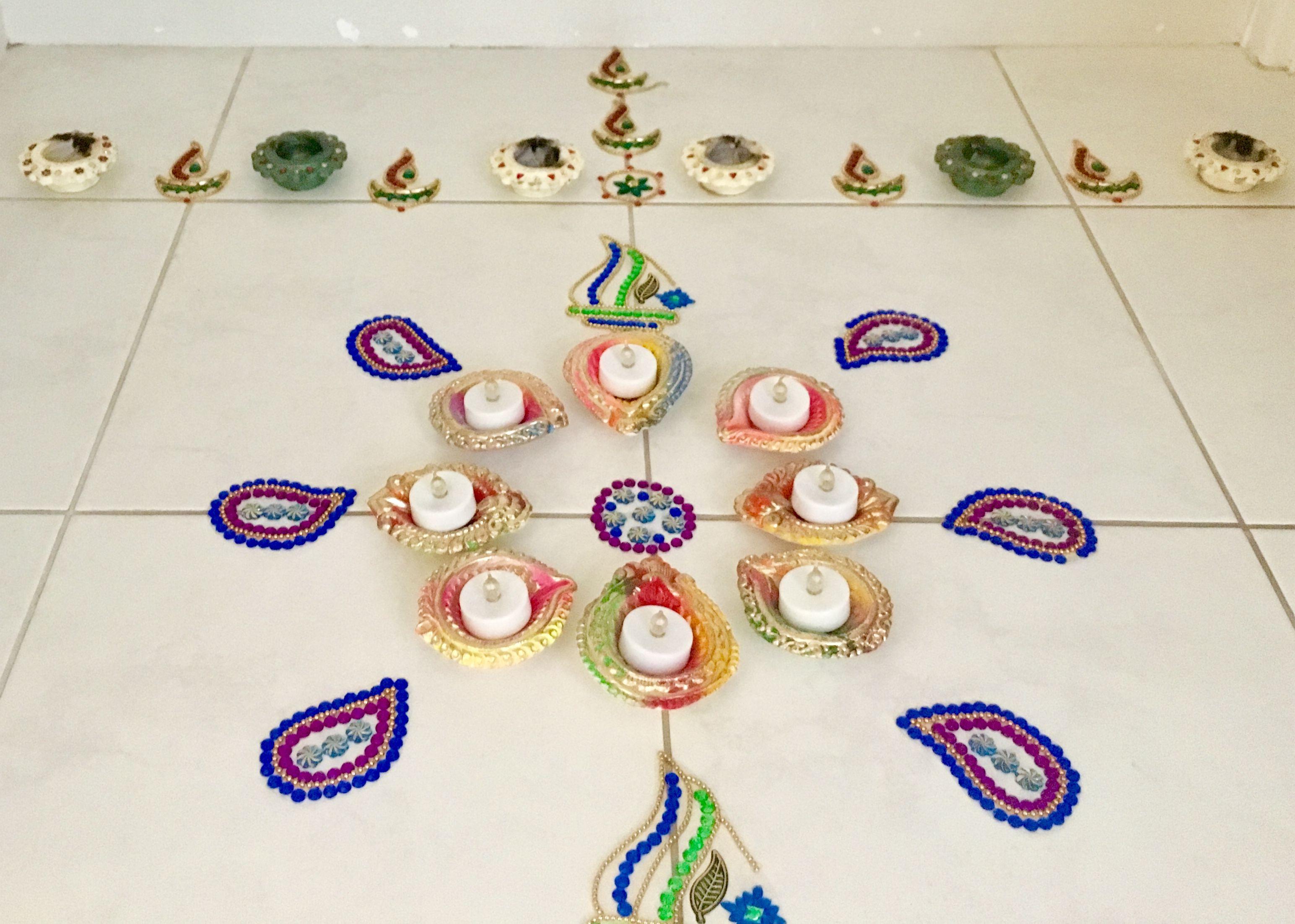 Pin By Sowmya Madabhushi On Diwali