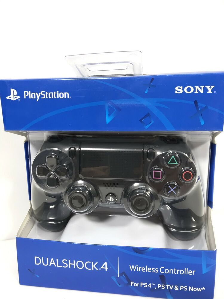 Official Sony PlayStation 4 PS4 Dualshock 4 Wireless Controller Jet
