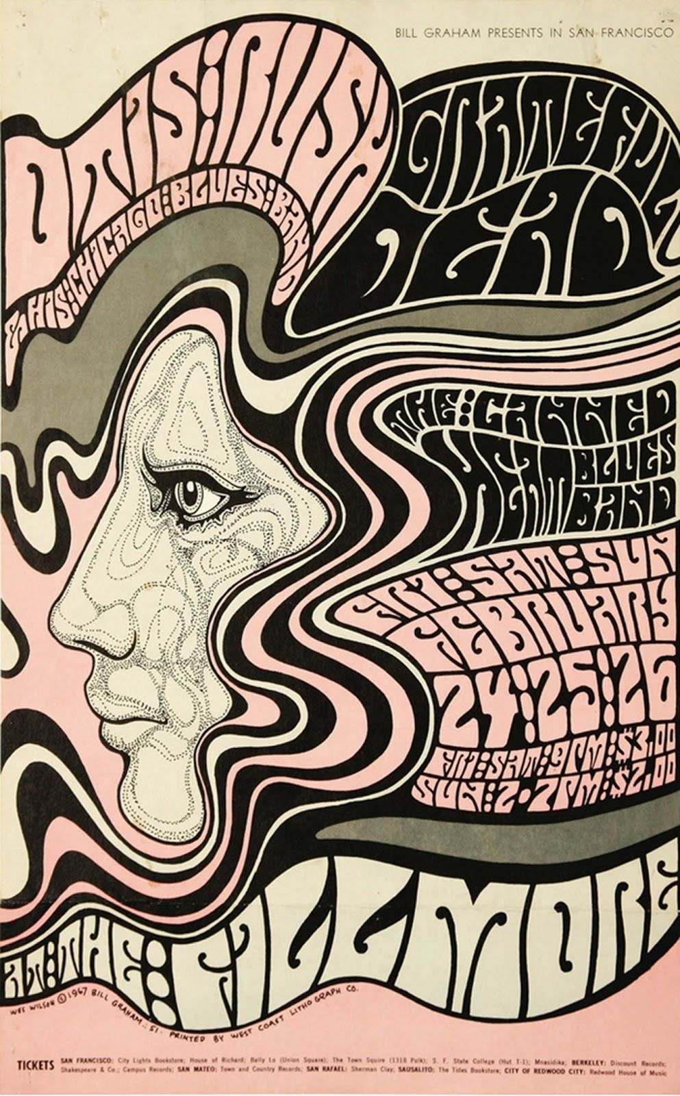 Pin by 77 on ILLUSTRATION in 2019 | Rock posters, Psychedelic art