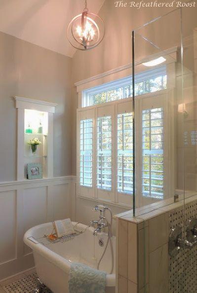 the big reveal master bath remodel, bathroom ideas, home improvement