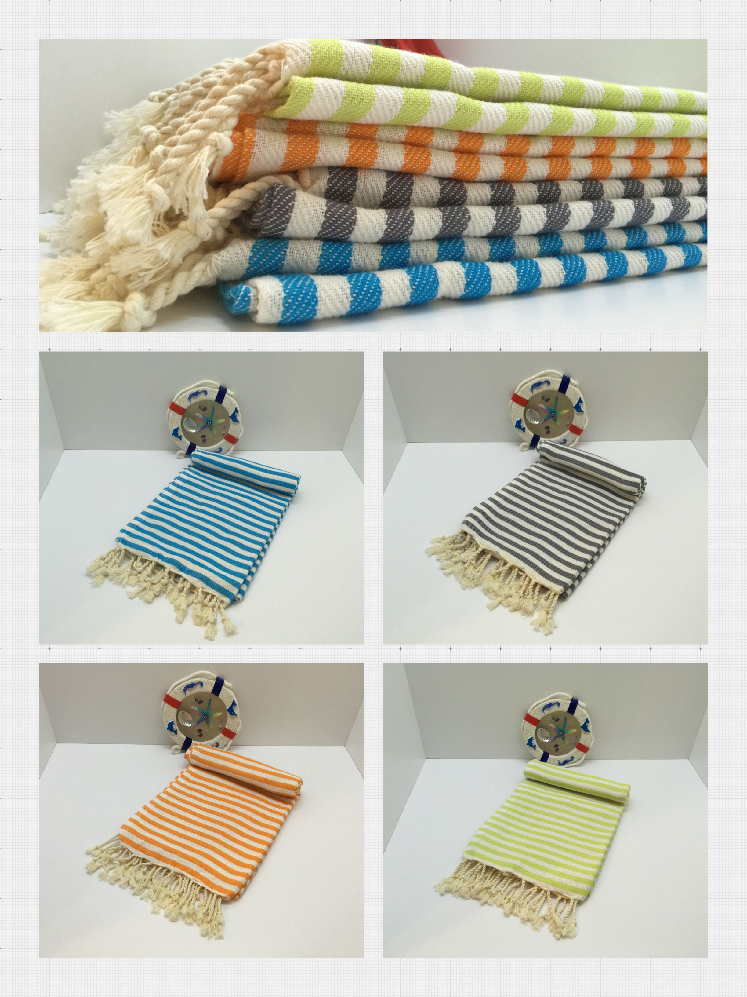 Bamboo Peshtemal Towels Striped 50 pcs Free Shipping to US | Towels ...
