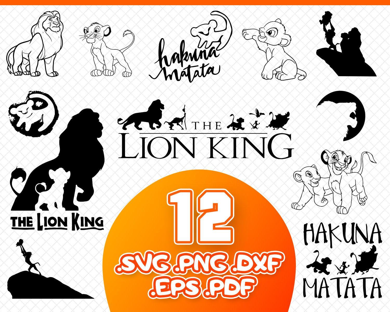 Pin On Lion King Svg