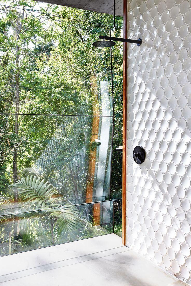 Villa Hügel im Regenwald