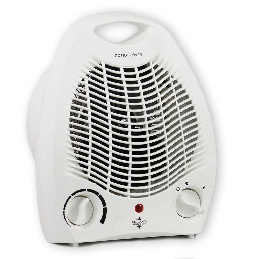 2000W Electric Fan Heater Adjustable