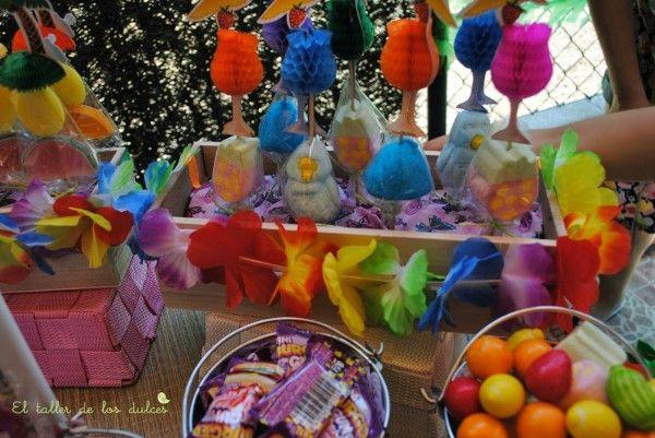 Fiesta hawaiana 2 fiestas pinterest tropical 2 and verano - Fiesta hawaiana ideas decoracion ...