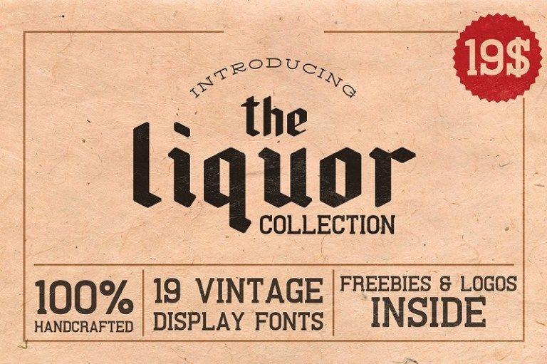 Download Beautiful Blackletter Fonts | Brand fonts, Font bundles ...
