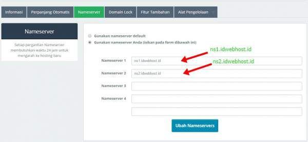 Cara Mengganti Domain Blogspot Menjadi Com Custom Domain Belajar