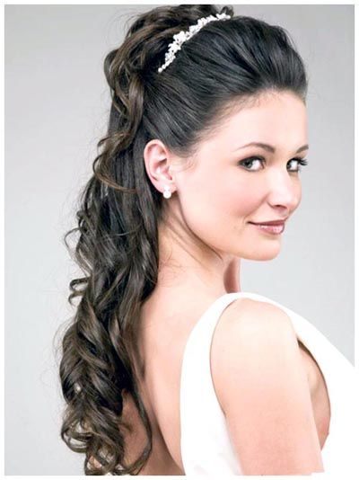 Nice What Are Best Hairstyle For Indian Wedding Party