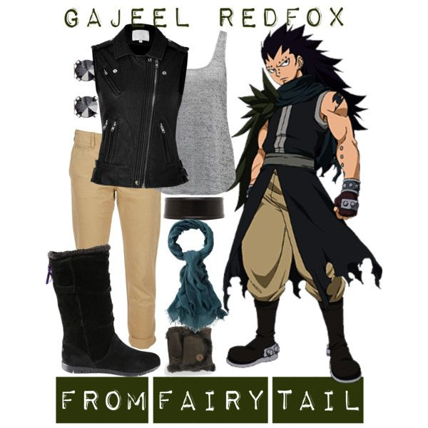 fairy tail gajeel related - photo #22