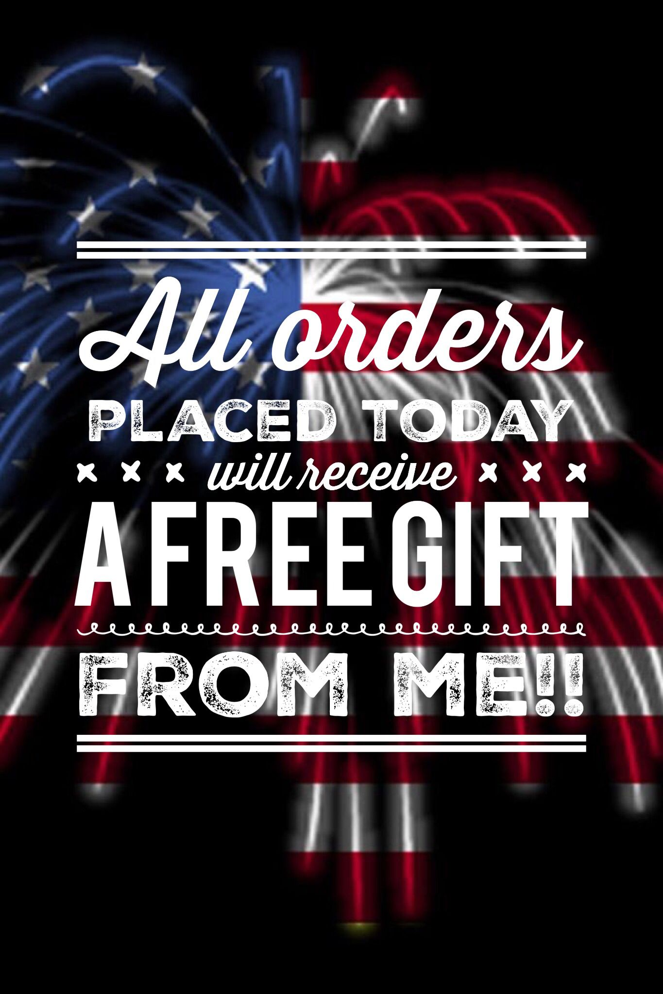 Memorial Day/ July 4th/ Veterans Day sale www youniqueproducts com